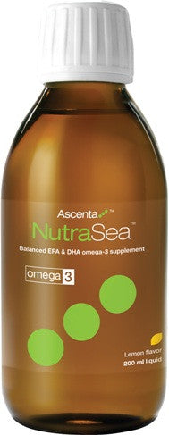 Ascenta / NutraSea Omega & Essential Fatty Acids Ascenta NutraSea Original (500mL)