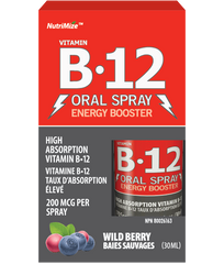 Vitamin B12 Oral Spray (30 ml)