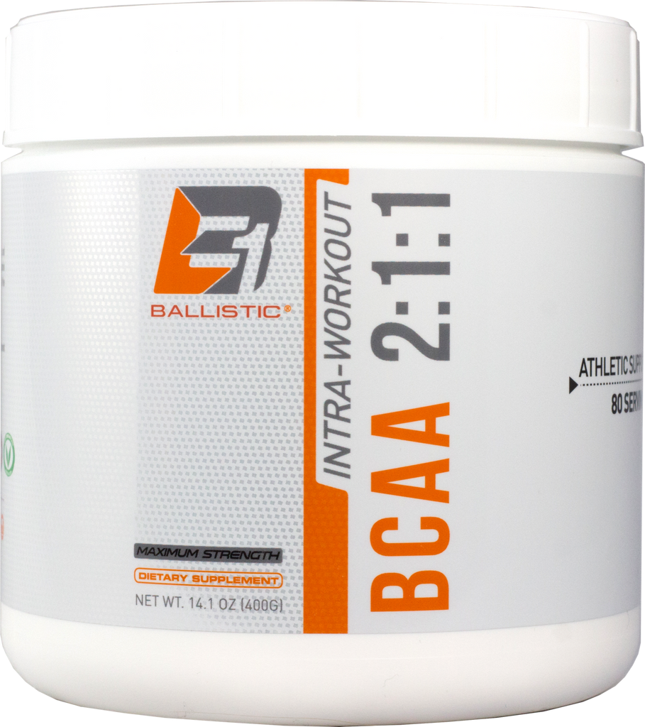 Ballistic Labs  Ballistic Labs: BCAA 2:1:1 (80 serving)