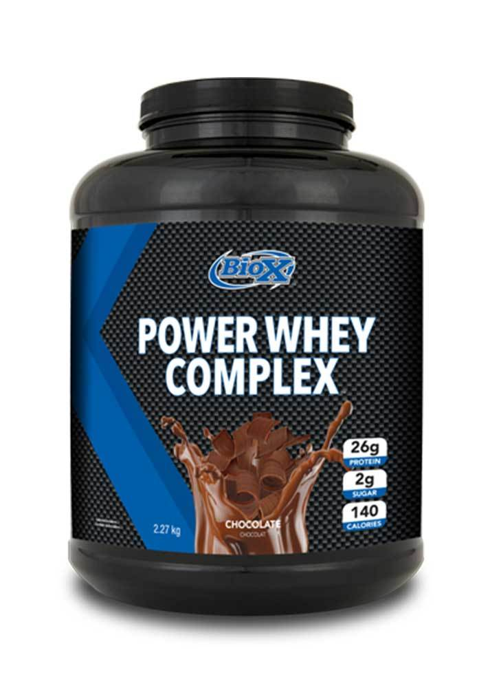 BioX  Power Whey Complex (5 lbs)