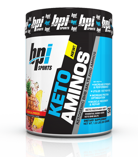 BPI Sports  Keto Aminos (30 serving)
