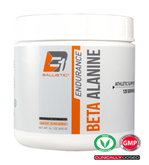 Ballistic Labs: Beta Alanine (125 serving)