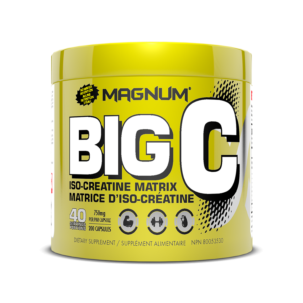 Magnum Nutraceuticals  BIG C (200 caps)