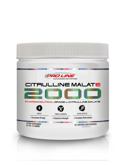 Proline Advanced Nutrition  CITRULLINE MALATE 2000 (255g)