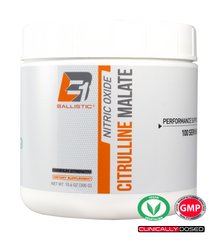 Ballistic Labs: Citrulline Malate (100 serving) **15% OFF APPLIED IN SHOPPING CART**