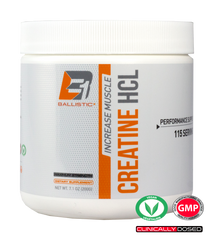 Ballistic Labs: Creatine HCL (115 serving)