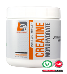 Ballistic Labs: Creatine Monohydrate (80 serving)