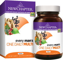 Every Man's One Daily Multivitamin (48 tablets) *Best By Date 06/30/2018*