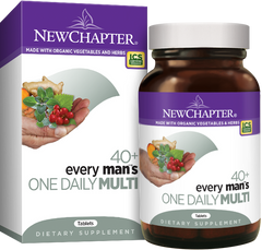 Every Man's 40+ One Daily (48 tablets) *Best By Date 04/30/2018*