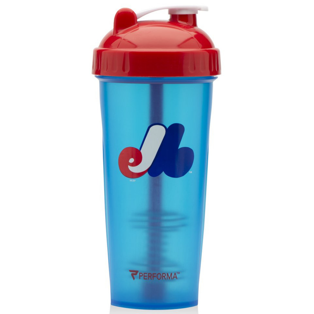 Perfect Shaker  PERFORMA PerfectShaker MLB Series, 28oz, Montreal Expos