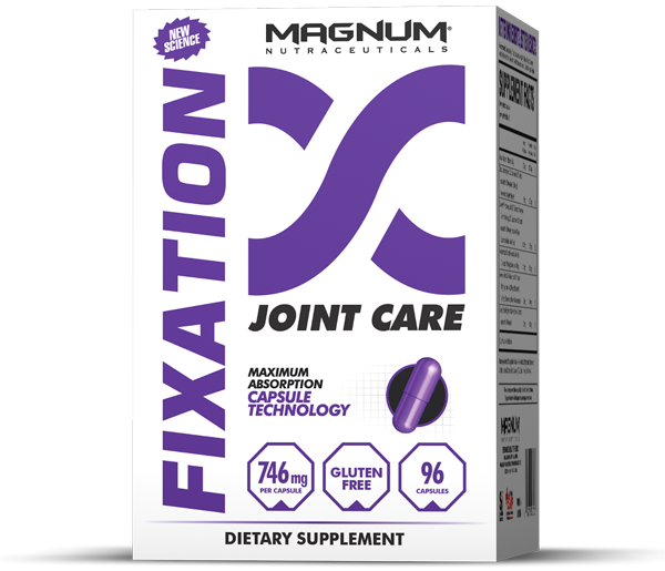 Magnum Nutraceuticals  Fixation (96 Caps)