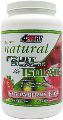 4EVER FIT  Fruit Blast Natural Isolate (2 lbs)