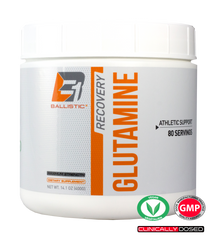 Ballistic Labs: Glutamine (80 serving)