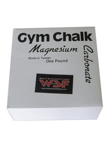 World Standard Fitness  Gym Chalk (1 Block)
