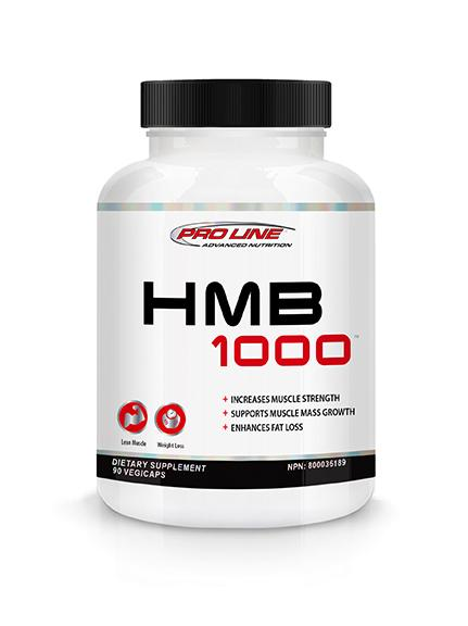 Proline Advanced Nutrition  HMB 1000™ (90 caps)