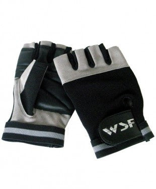 World Standard Fitness  Griptech High Traction Exercise/Lifting Gloves