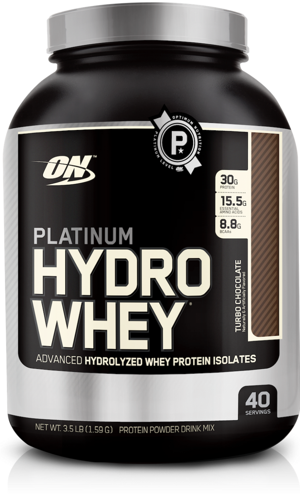 ON - Optimum Nutrition  Platinum HydroWhey (3.5 lbs)