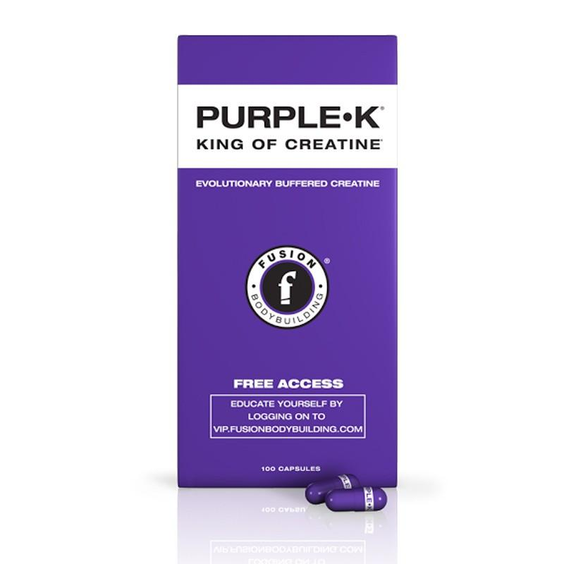 Fusion Bodybuilding  PURPLE-K (100 caps)