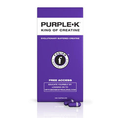 PURPLE-K (100 caps) **15% OFF APPLIED IN SHOPPING CART**