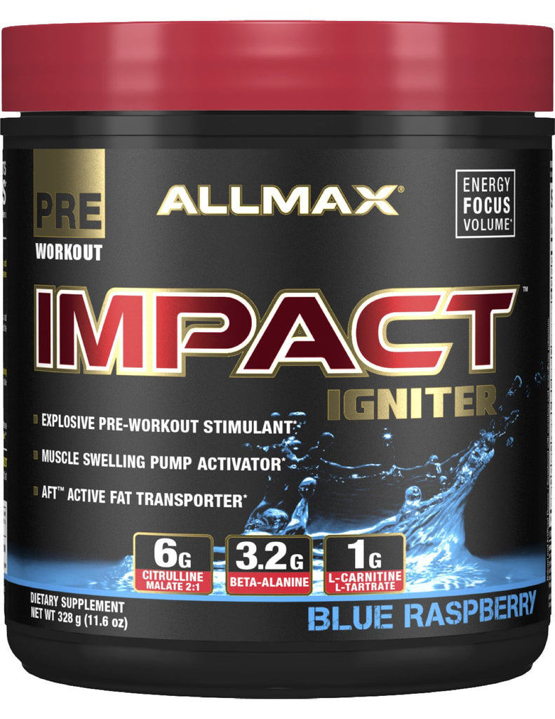 Allmax Nutrition Cognitive Support Allmax: IMPACT Igniter (20 Serving)