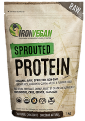 Iron Vegan Sprouted Protein (1kg)