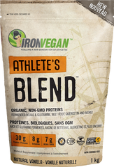 Iron Vegan: Athlete's Blend (1kg)
