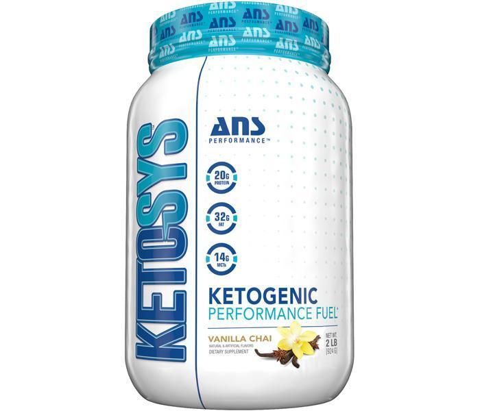 Ans Performance  ANS Performance KETOSYS Keto Protein (2lb)