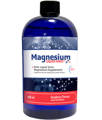 Liquid Ionic Magnesium (480 ml)