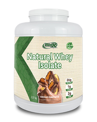 Power Whey Isolate All Natural (5 lbs)