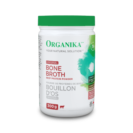 organika  BEEF BONE BROTH PROTEIN POWDER (300g)