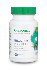 Organika BILBERRY EXTRACT (120 caps)