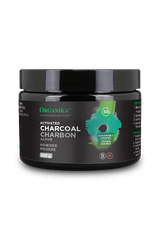 Organika ACTIVATED CHARCOAL POWDER (40g)