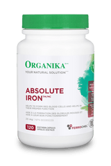 Organika Absolute Iron (120 caps)