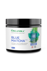 Organika BLUE MATCHA BUTTERFLY PEA POWDER (40g)