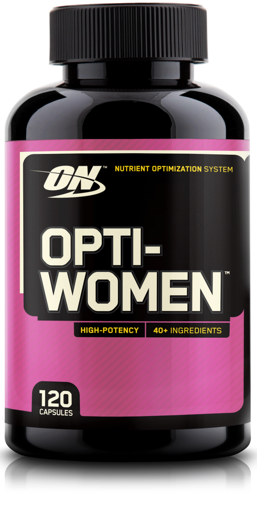 ON - Optimum Nutrition  OPTI-WOMEN (120 caps)