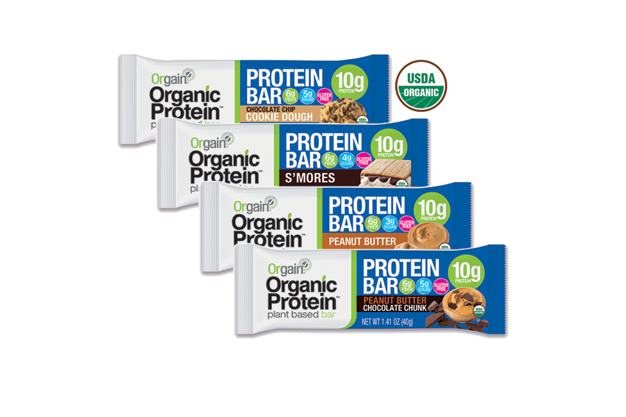 Orgain  Orgain Protein Bar (Box of 12)