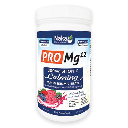 Naka  PRO MG12 CALMING (250G POWDER)