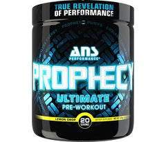 ANS Performance: PROPHECY ULTIMATE PRE-WORKOUT (20 Servings)