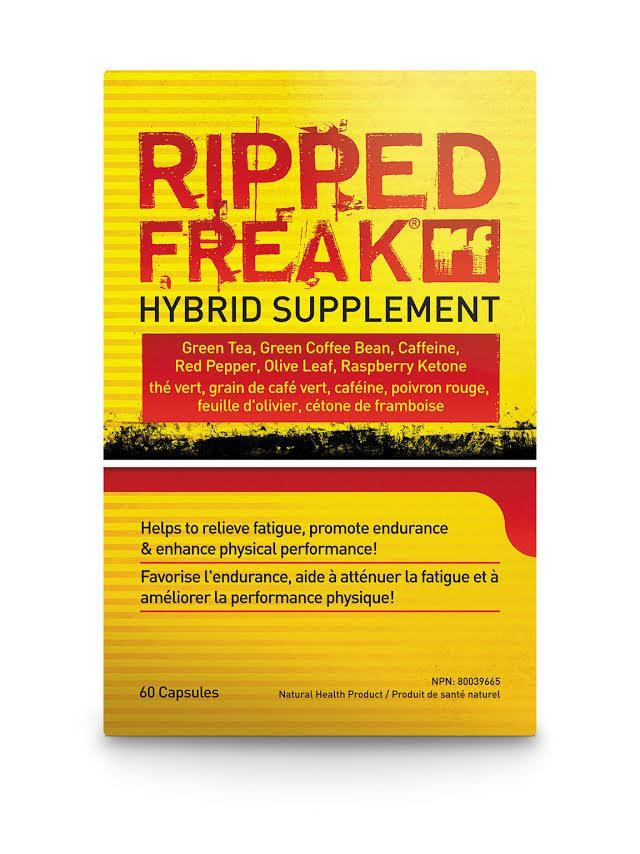 PharmaFreak Fat Loss Products RIPPED FREAK (60 caps)