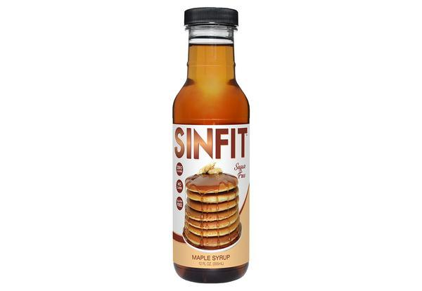 Sinfit Nutrition  Sinfit Nutrition Syrup - Maple (355ml)