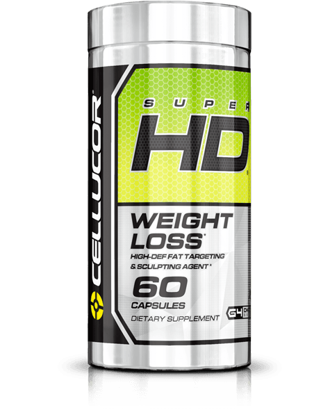 Cellucor  Super HD (60 caps)