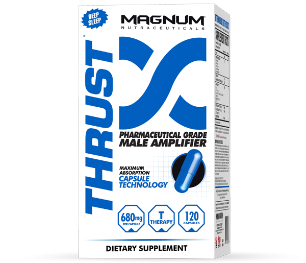 Magnum Nutraceuticals  THRUST (120 caps)