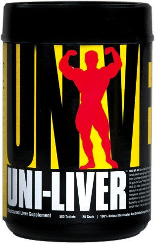 Universal Nutrition  Uni-Liver (250 tabs)
