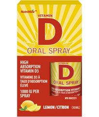Vitamin D Oral Spray (30 ml)
