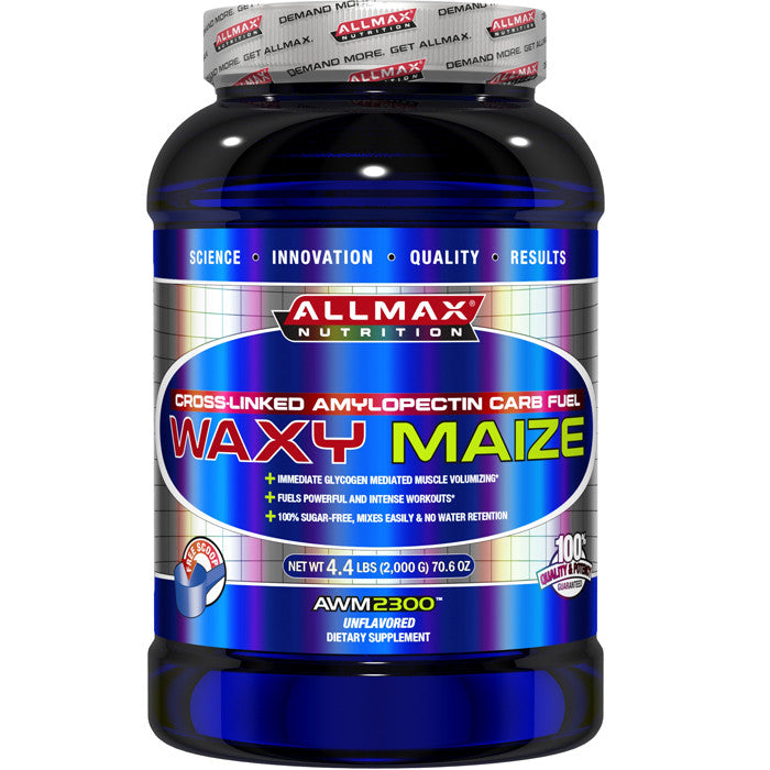 Allmax Nutrition Carbohydrates Waxy Maize 2300