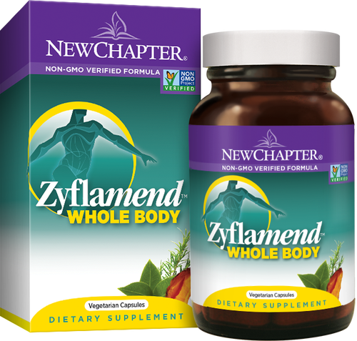 New Chapter  Zyflamend™ Herbal Joint Pain Reliever (60 Caps)