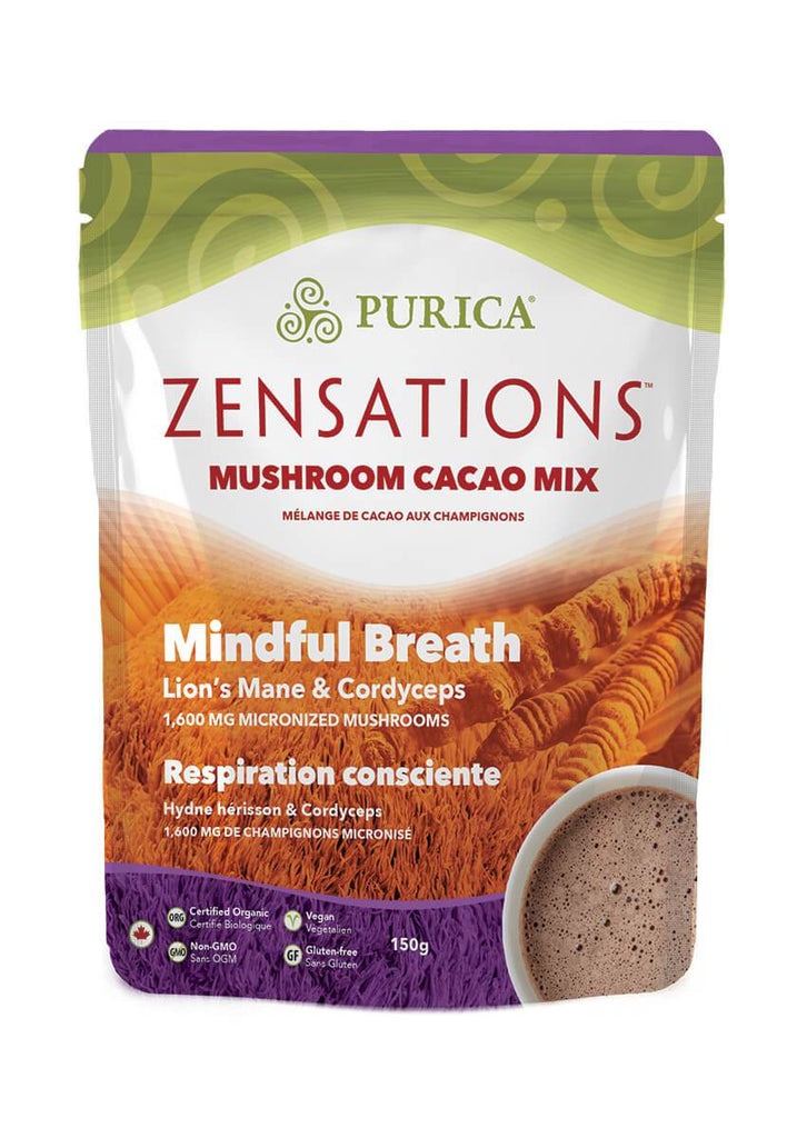 Purica Purica Zensations Mindful Breath
