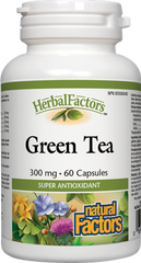 Natural Factors Green Tea (60 caps)