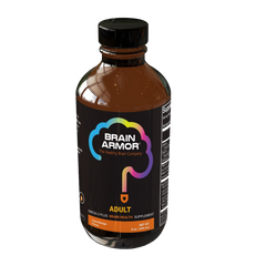 Brain Armor Adult Super Omega-3+ Vegan Liquid Concentrate (120mL)
