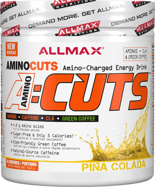 Allmax Nutrition Aminos Allmax Nutrition: AminoCuts (36 serving) *Bonus Size*